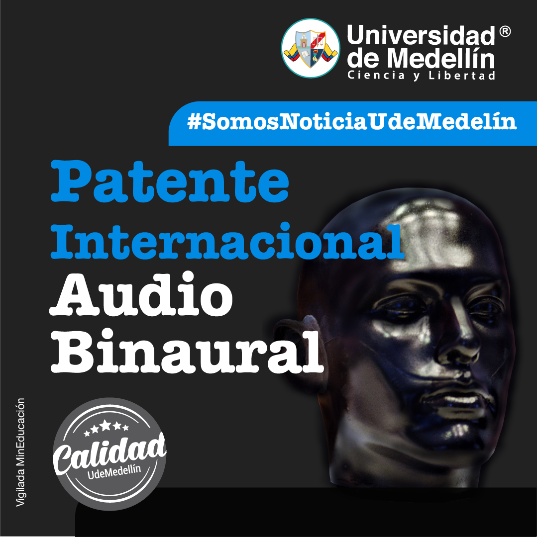 post patente audio binaural UdeMedellin
